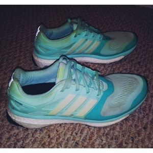 Adidas Energy Boost (mint color)